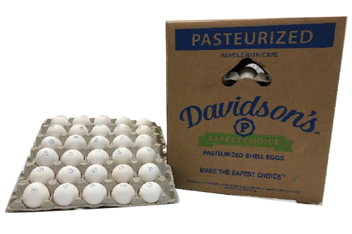 Pasteurized Medium White Loose